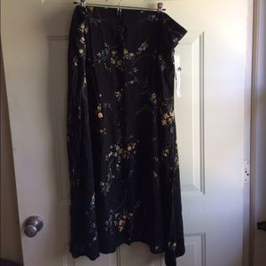 NWT Sag Harbor 3X Skirt